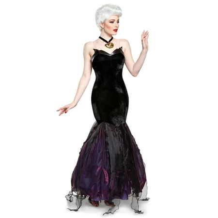 Ursula Halloween Costume 2019 (Women's Ursula Prestige)