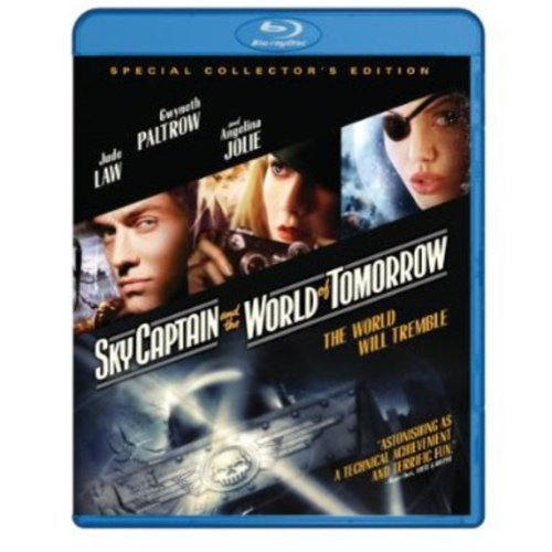 Sky Captain And The World Of Tomorrow (Blu-ray) (Widescreen)