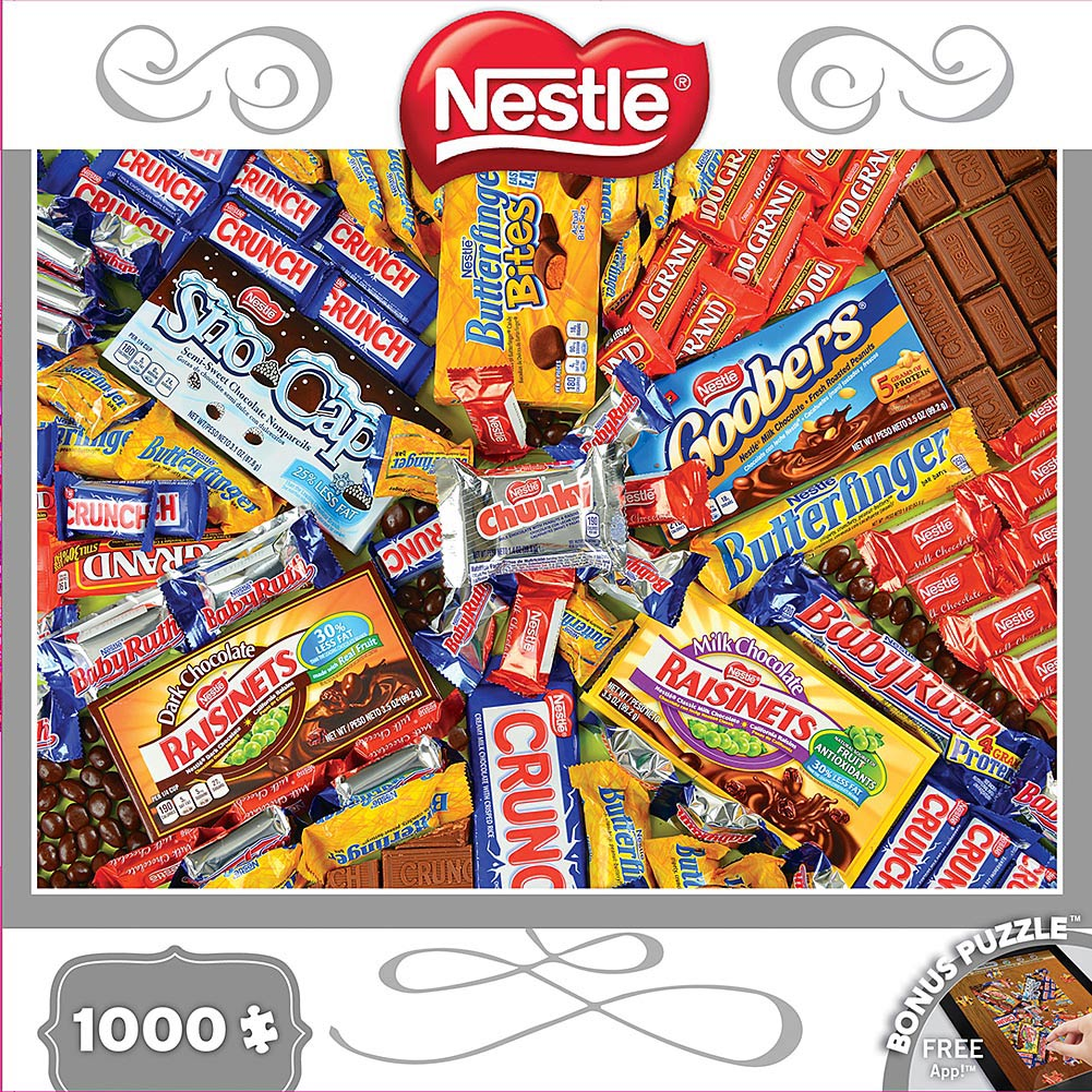 MasterPieces Nestle 1000 Piece Puzzle