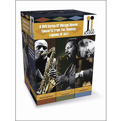 Jazz Icons: Jazz Icons Box Set