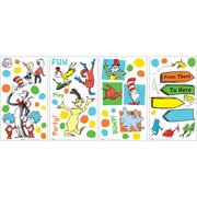 Dr. Seuss Favorites Small Wall Decals by Generic