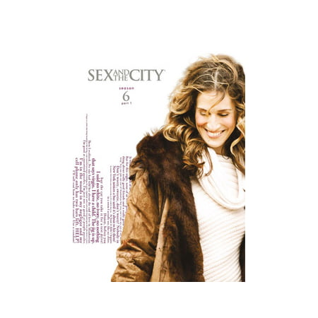 Sex And The City: Season 6, Part 1 (DVD) ()