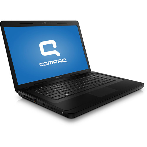 "Compaq Black 15.6"" Presario CQ57-339WM Laptop PC with Intel Celeron B800 Processor and Windows 7 Home Premium"