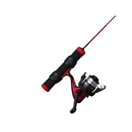 Shakespeare Fuel Ice Fishing Rod and Spinning Reel