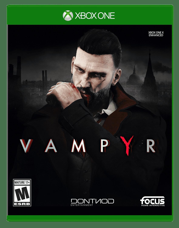 Focus Home Interactive Vampyr, Maximum, Xbox One, 854952003769