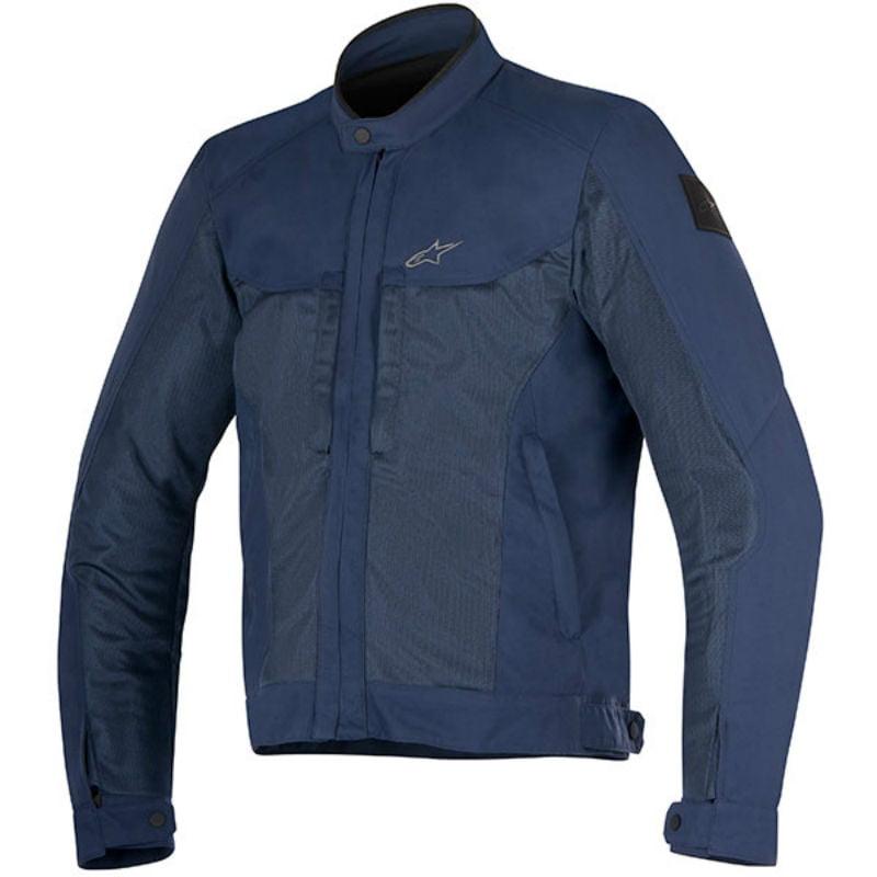 Alpinestars Luc Air Mens Textile Jacket Indigo