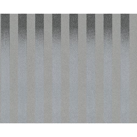 B&W 3 - Black and White Look Grey, Black Wallpaper Sample, Modern Wall Decor - image 1 de 1