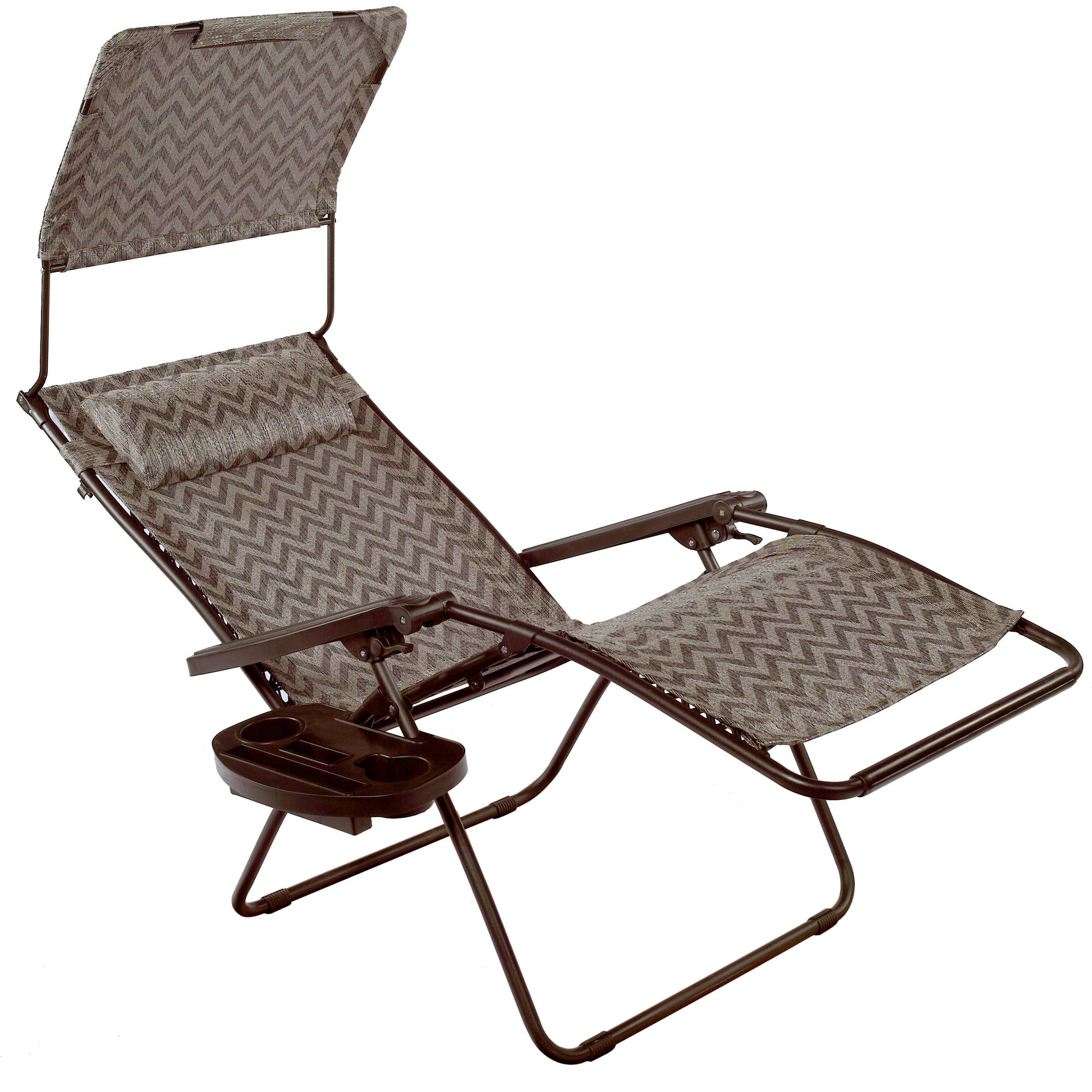 image 2 of 5 bliss hammocks deluxe xl gravity free recliner zero gravity lounge      rh   walmart