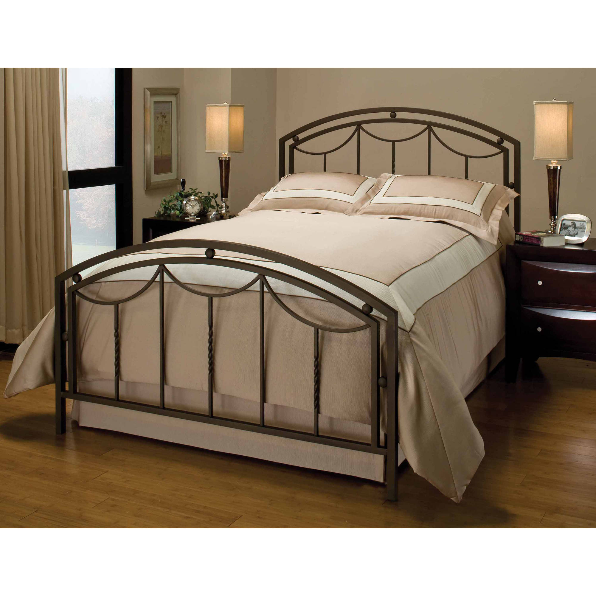Hillsdale Furniture Arlington Bed, Multiple Sizes by Hillsdale
