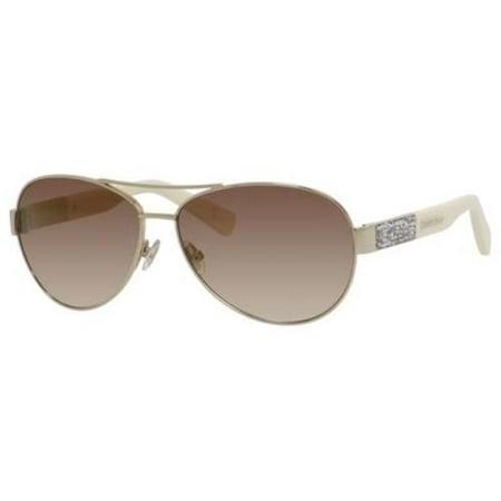 5ab20e0e8ca87 JIMMY CHOO - JIMMY CHOO Sunglasses BABA S 09D4 Light Gold 59MM - Walmart.com