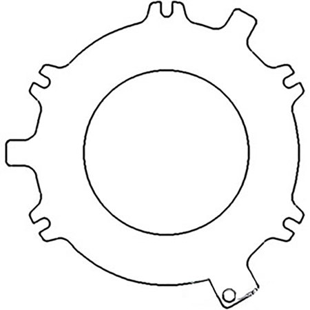 139189C1 New Case-IH Tractor Brake Return Plate MX135 7110