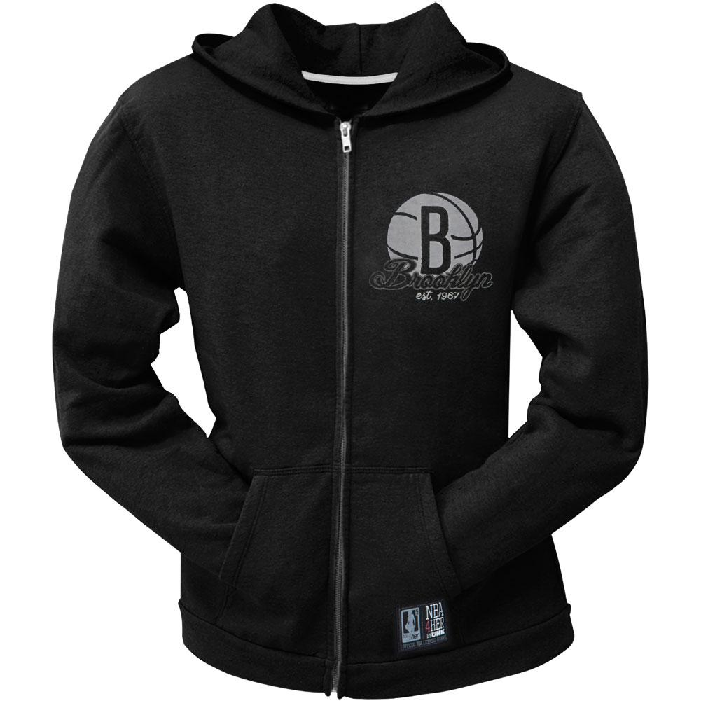 Brooklyn Nets - Shoot Around Juniors Hoodie