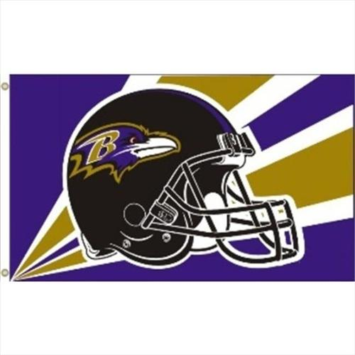 NFL Baltimore Ravens 3' x 5' Flag