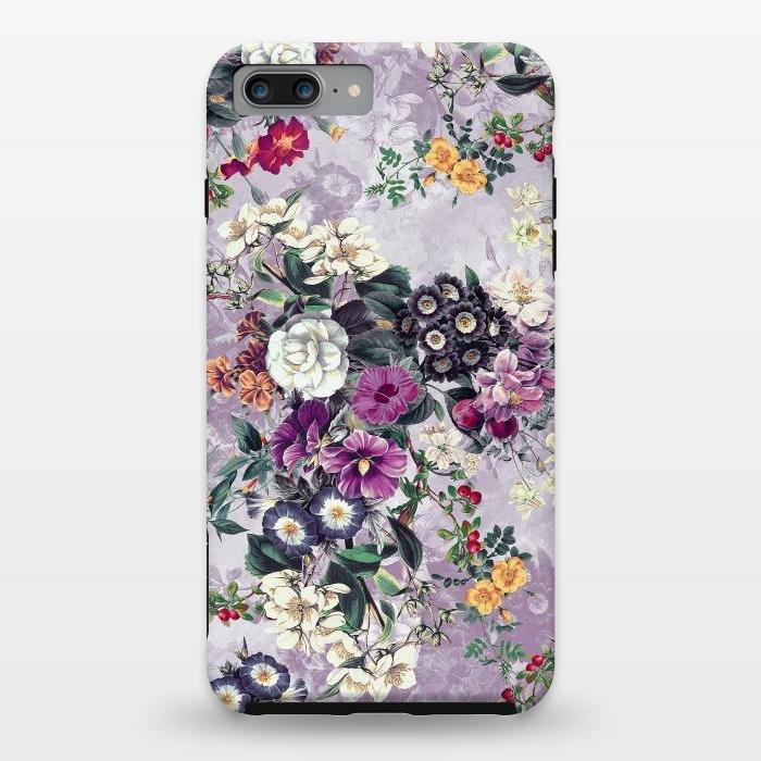 iPhone Case ArtsCase Designers Cases Tough Floral Pattern for iPhone 7 Plus