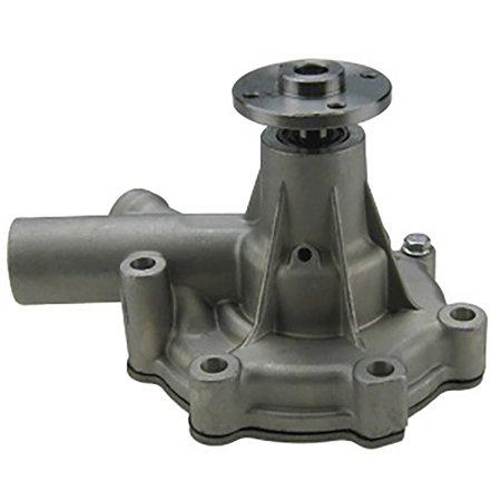 (1) Aftermarket New Water Pump MM401401 MM401402 Iseki Bolens TX1300 TX1500 G152 G154 G172 (Aftermarket Jaguar Water)