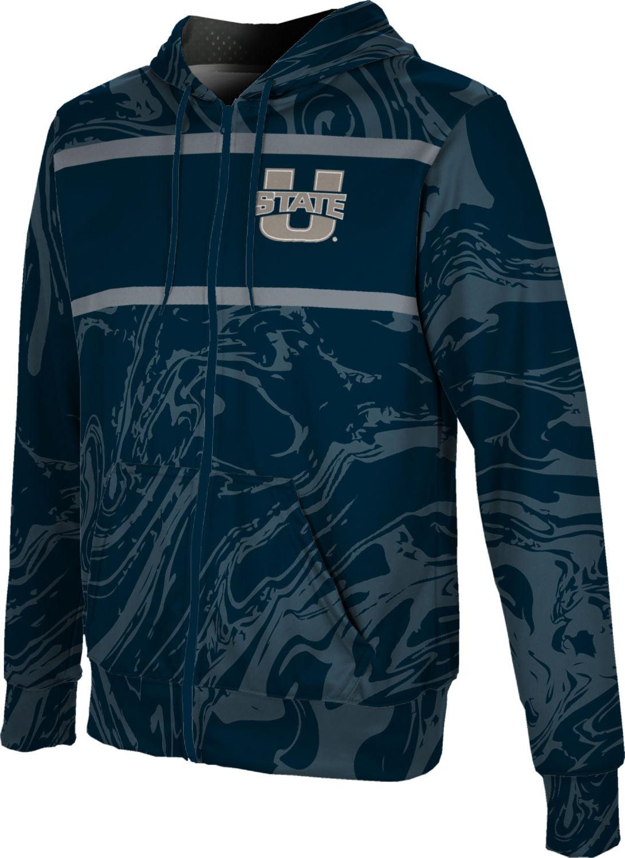 Spray Over ProSphere Utah State University Boys Pullover Hoodie