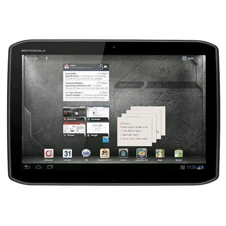Motorola DROID XYBOARD 10.1 MZ617 Replica Dummy Tablet / Toy Tablet (Black) (NON-WORKING TABLET)