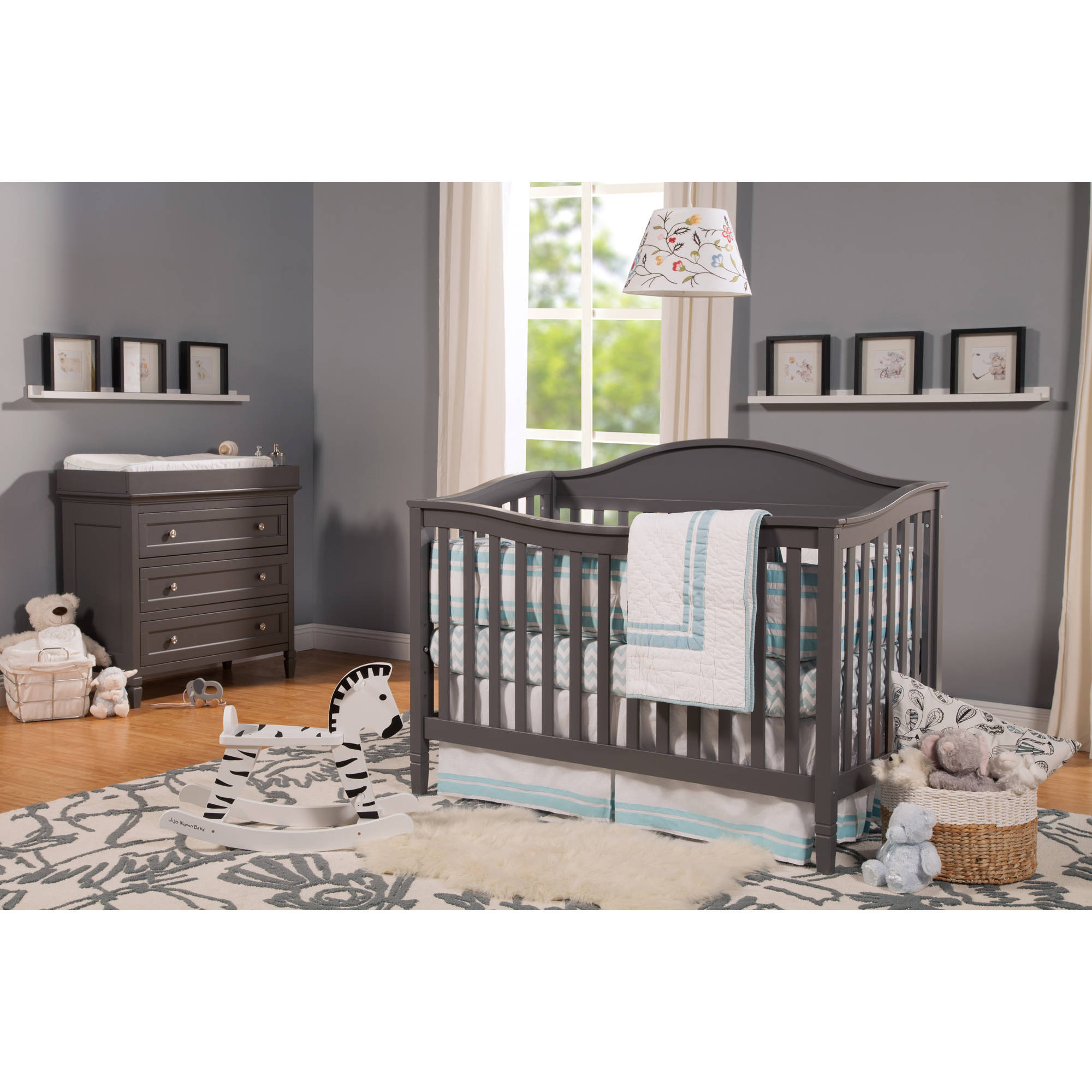 Brookfield fixed gate crib for sale - Brookfield Fixed Gate Crib For Sale 13