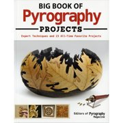 Fox Chapel-Big Book Of Pyrography Projects