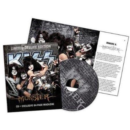 Monster (CD) - Halloween Cd Monster Mash