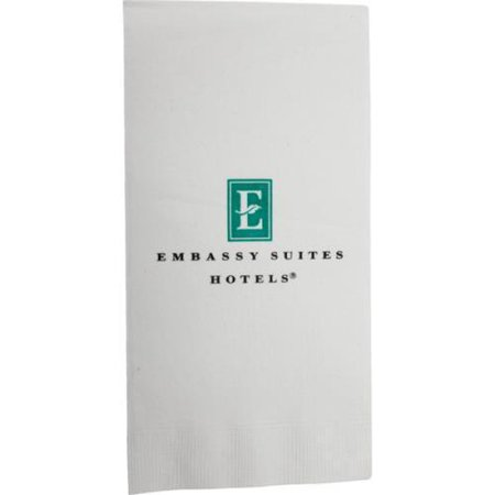 Embassy Suite Dinner Napkin 13X17 3 Ply 2 Color Case Of 1000