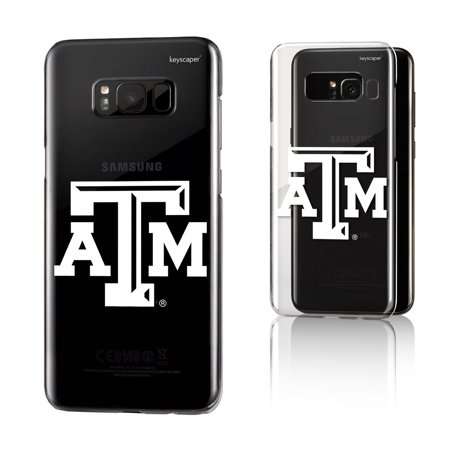 ATM Texas A&M Aggies Insignia Clear Case for Galaxy