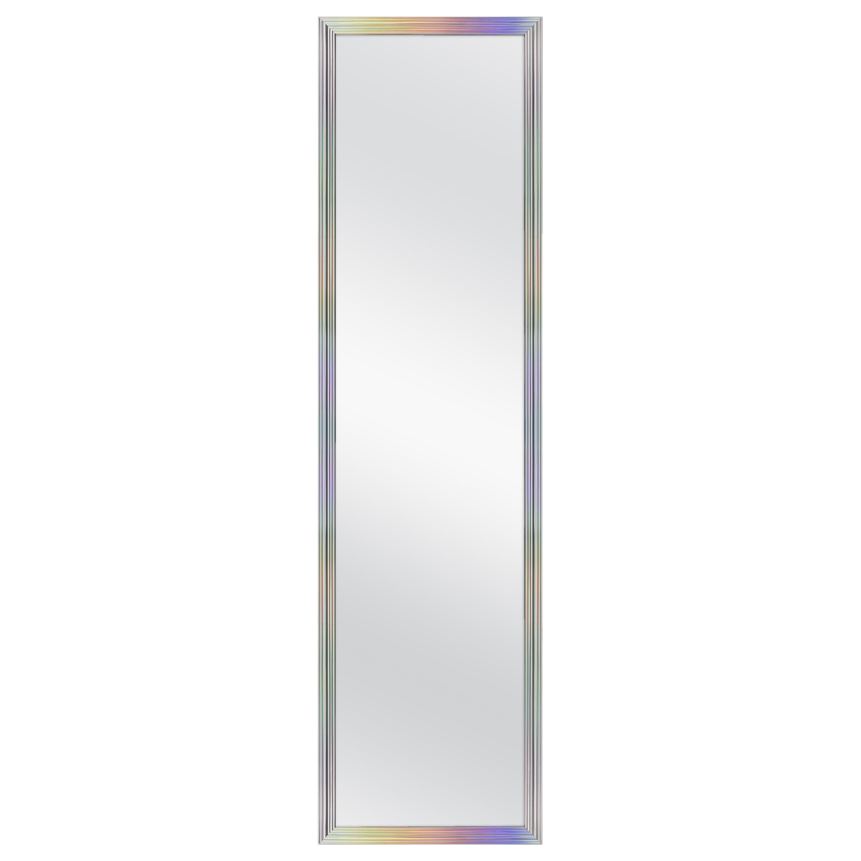 How to install mainstays door mirror
