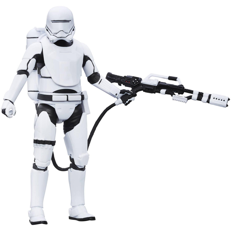 "Star Wars The Black Series 6"" First Order Flametrooper"