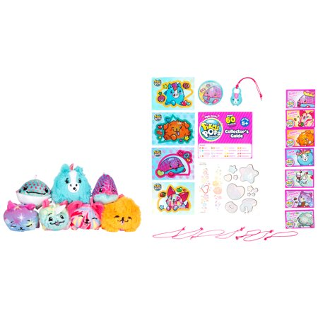 Pikmi Pops Style Mega Pack, Frosted Donut (Pops Donuts)