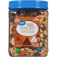 Great Value Caramel Cashew Trail Mix, 36 Oz