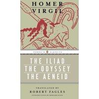 Iliad, Odyssey, and Aeneid box set : (Penguin Classics Deluxe Edition)