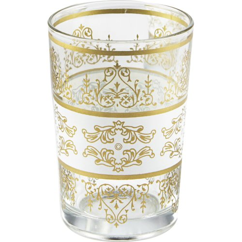 Casablanca Market Moroccan Tunis Glasses (Set of 6)