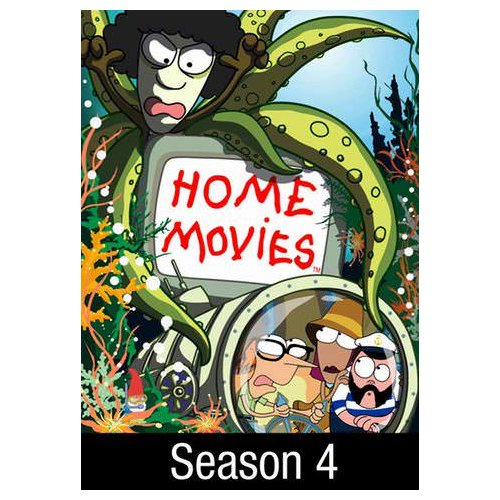 Home Movies: Season 4 (2004)