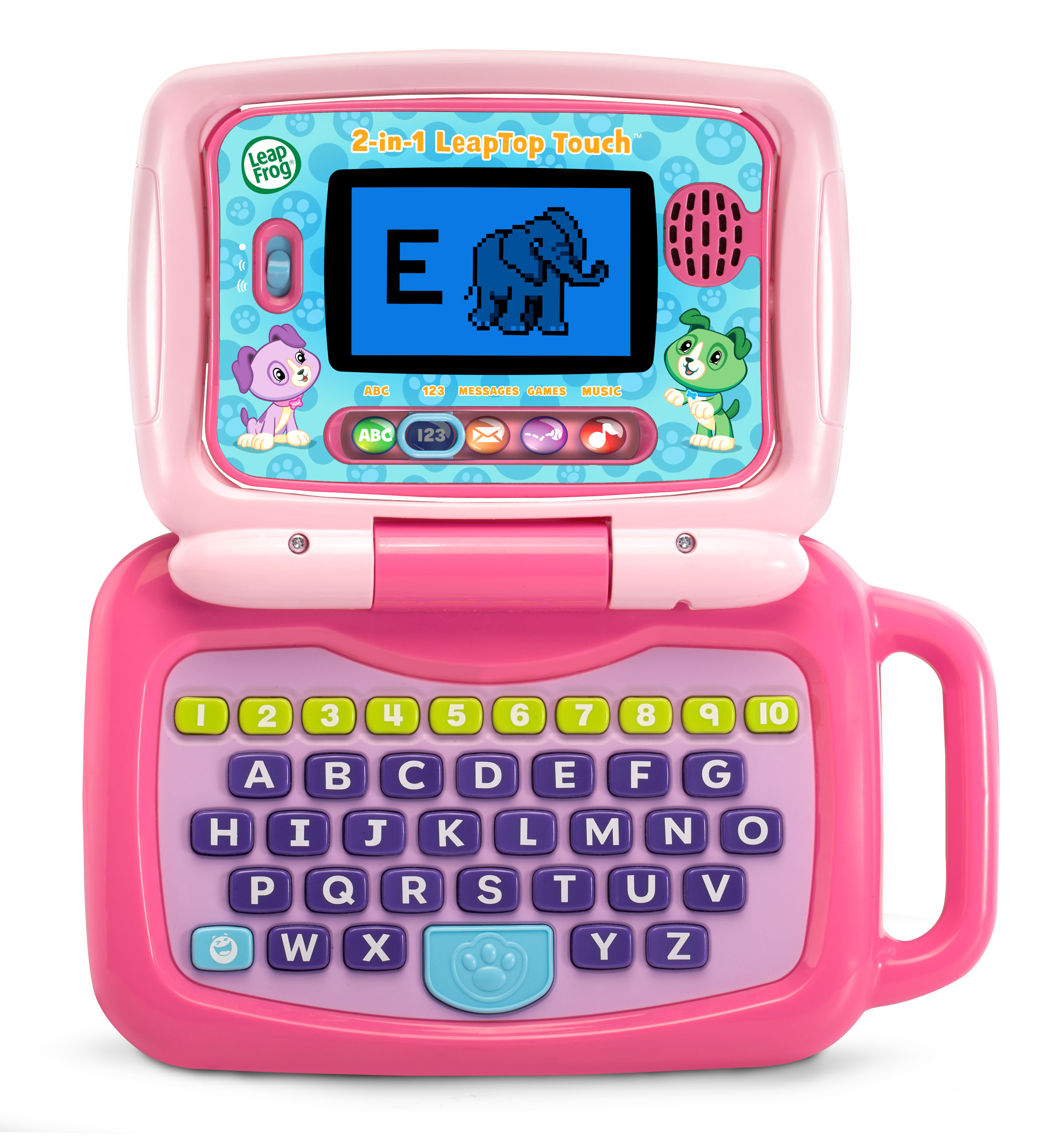 2-in-1 LeapTop Touch - Pink