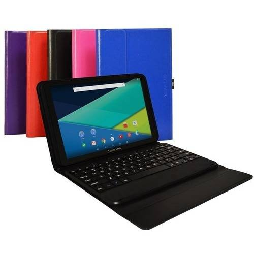 "Visual Land 10"" Keyboard Case for Tablet"