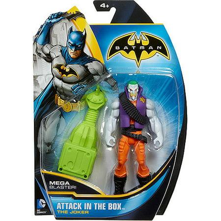 Batman Power Attack in The Box The Joker - Batman And The Joker