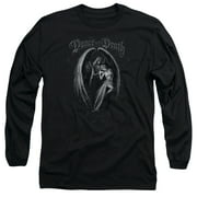 Anne Stokes Dance With Death Mens Long Sleeve Shirt