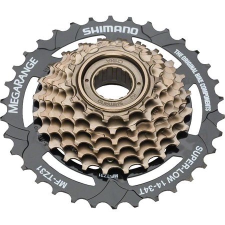 Shimano TZ31 7-Speed 14-34t - Freewheel Spanner