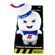 """Ghostbusters 15"""" Talking Plush Angry Stay Puft Marshmallow Man Plush"""