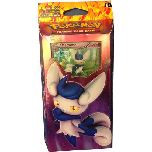 Pokemon Trading Card Game XY 2 Theme Deck