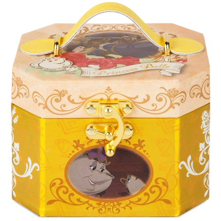 Disney Princess Beauty and the Beast Princess Belle Music Box