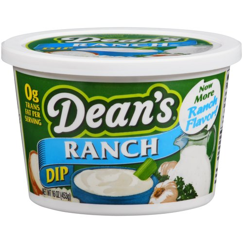 Dean's Ranch Dip, 16 oz
