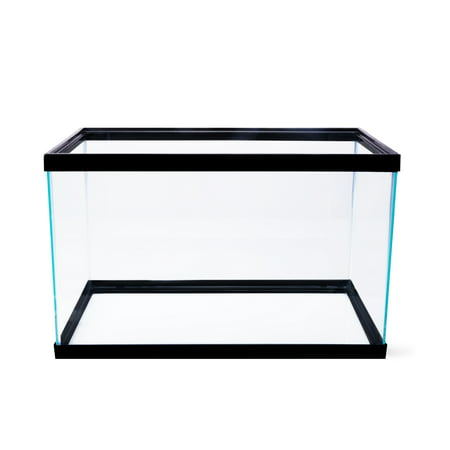 Aqua Culture 10-Gallon Glass Aquarium - Fish Glasses