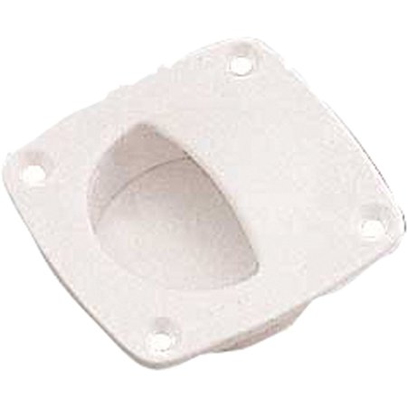 Sea Dog Finger Pull, Small, White (Sea Dog Fittings)