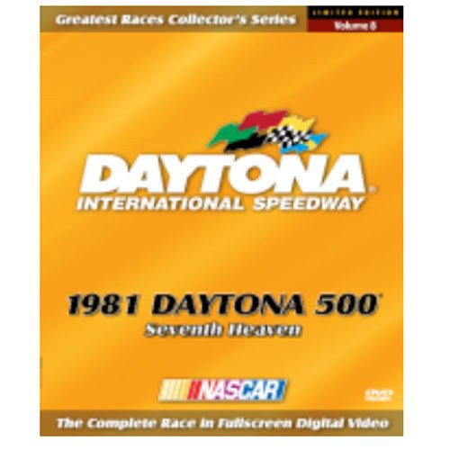 Nascar: 1981 Daytona 500 by Team Marketing
