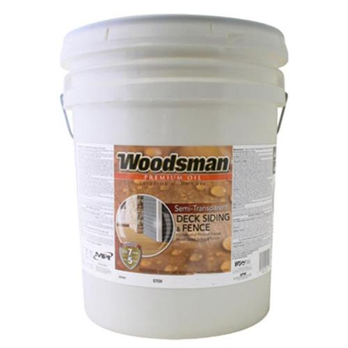 True Value Mfg Company STOVN-5 gal.  5 gal.  Neutral Deck Oil Stain