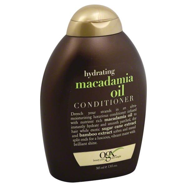 OGX Conditioner, Hydrating Macadamia Oil, 13oz []