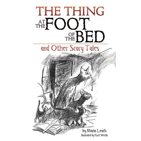 The Thing at the Foot of the Bed and Other Scary Tales - Scary Thongs