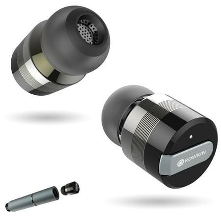 Rowkin Bit Stereo Bluetooth Headphones, True Wireless (Rowkin Bit Stereo True Wireless In Ear Headphones)