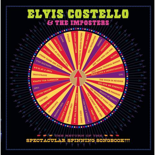 Return Of The Spectacular Spinning Songbook